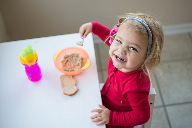 Tips for Raising a Healthy Eater