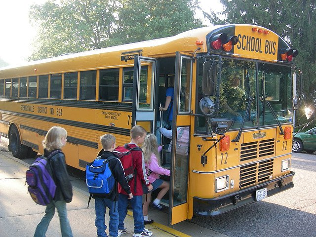 Helping your Child Prepare for Going Back to School