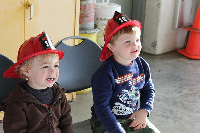 Teaching your kids about fire safety