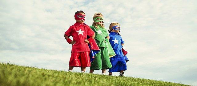 How to Respond to Superhero Play