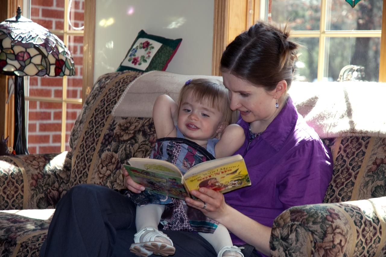 Can My Two-Year Old Read?