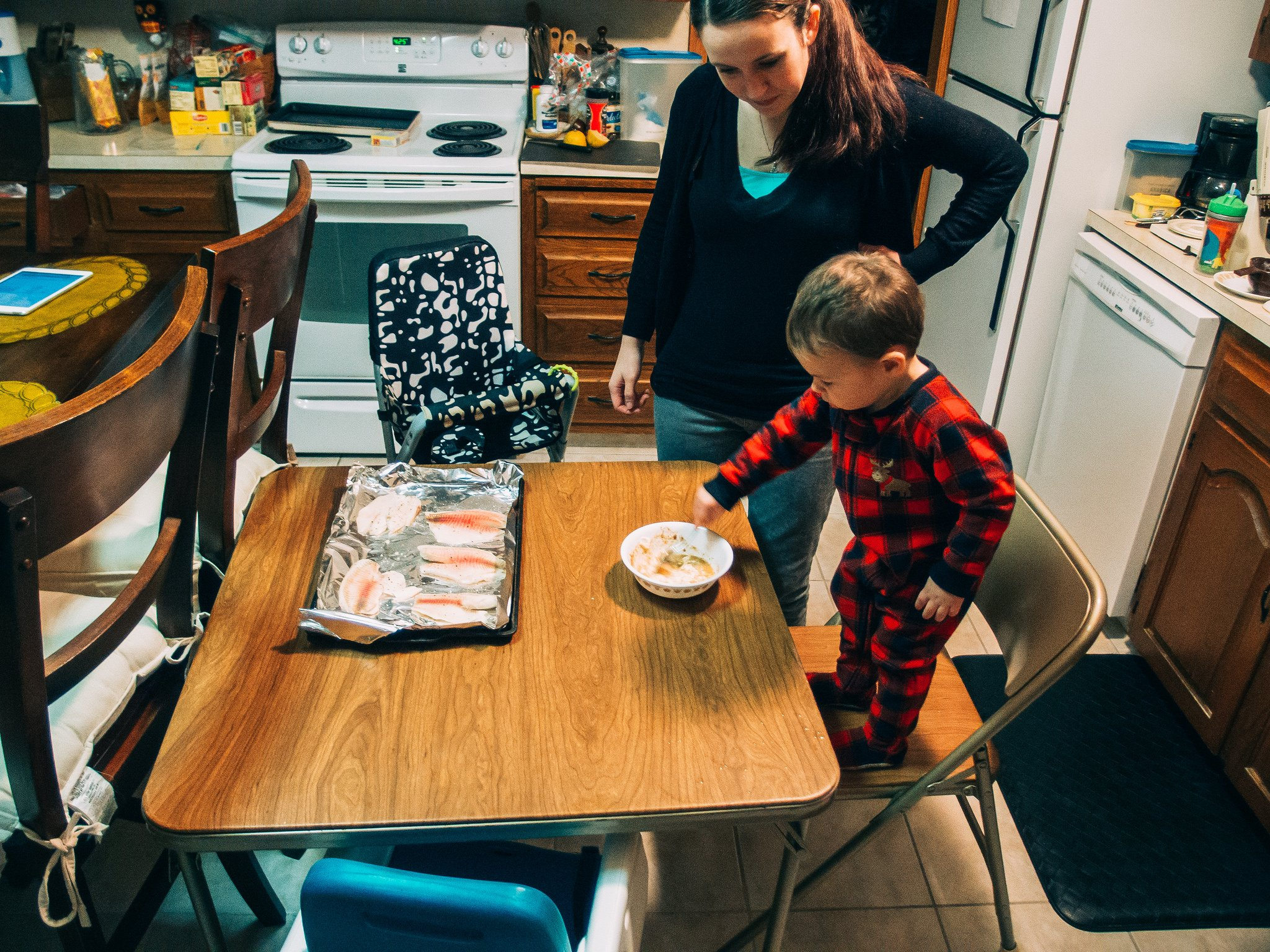 Healthy Eating and Cooking with Children
