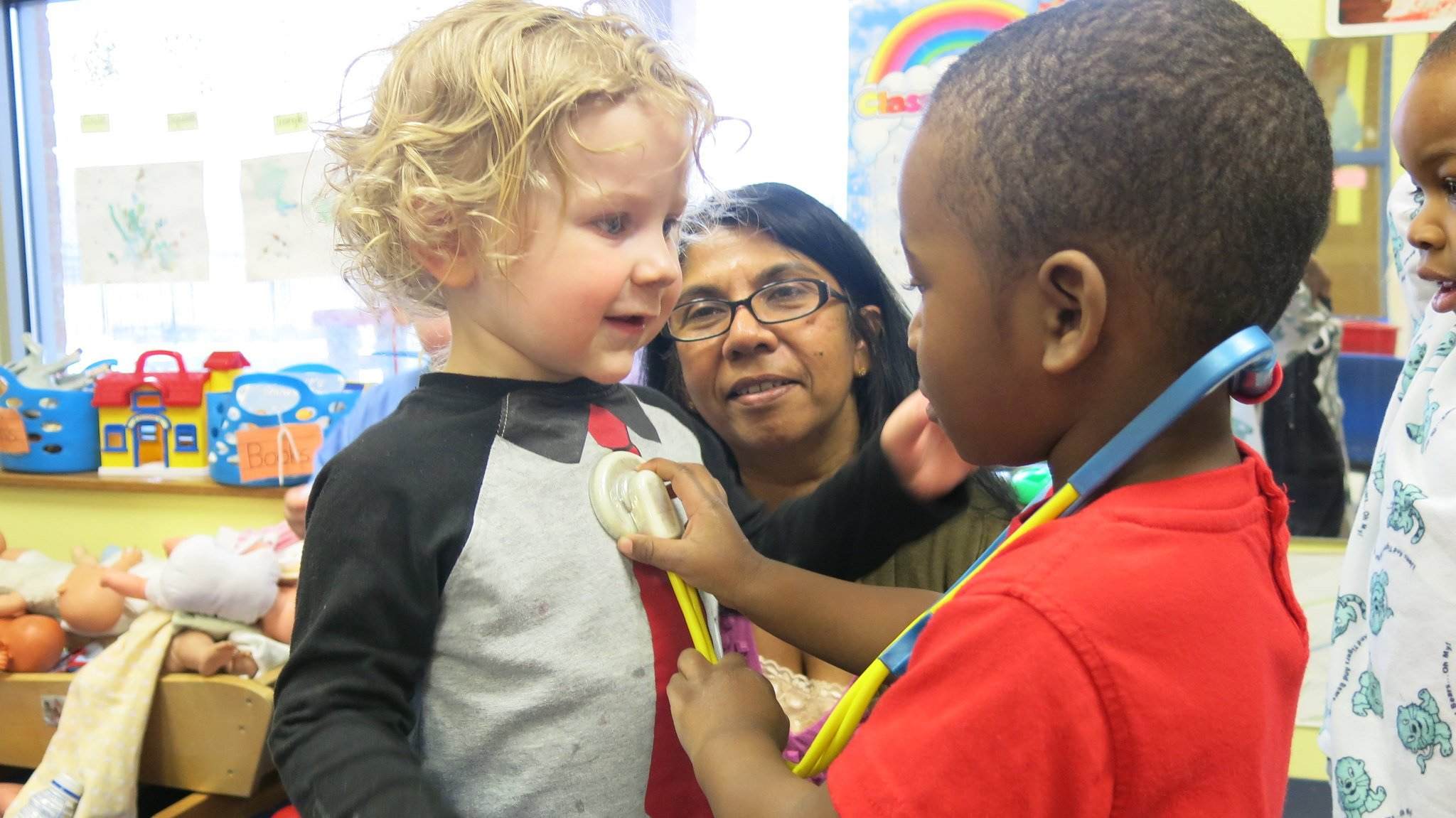 """Help for Local """"Front Line"""" Child Care Professionals"""