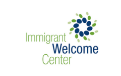immigrant welcome center logo
