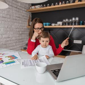 custom child care report