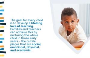 lifelong love of learning