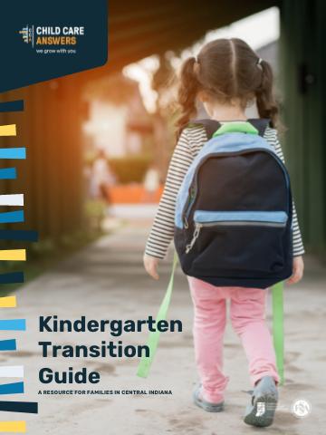 kindergarten transition guide