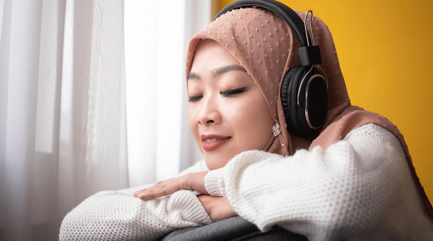 self-care music