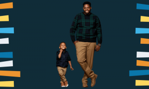 parent testimonial green
