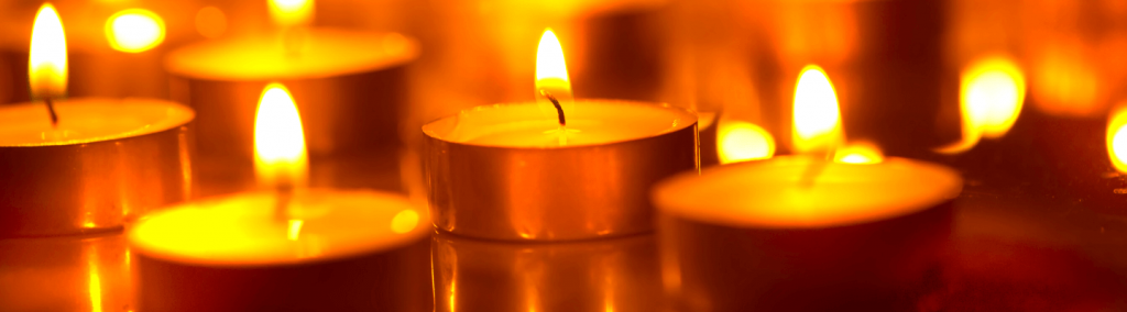 infant loss candles